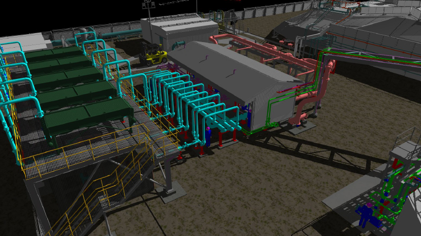 Nortech streamlines plant design with Intergraph CADWorx solution